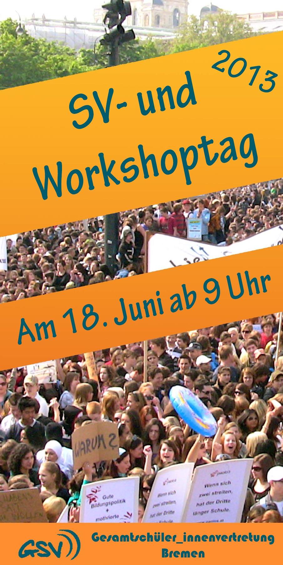 SV- und Workshoptag